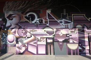 Grafiti na kulturáku