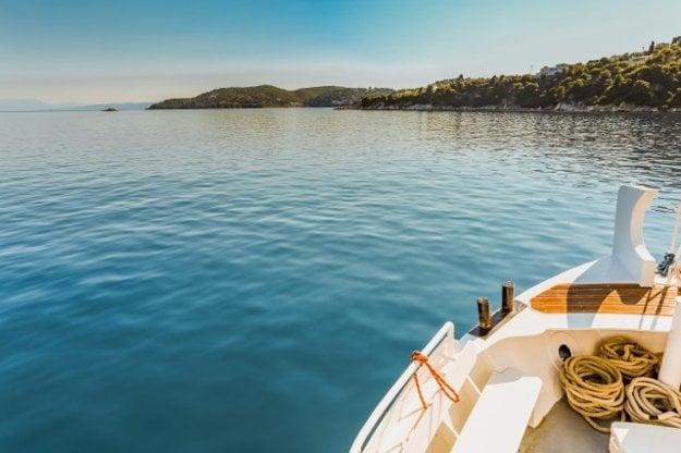 Skiathos, Grécko