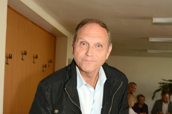 Investor Ivan Mikle.