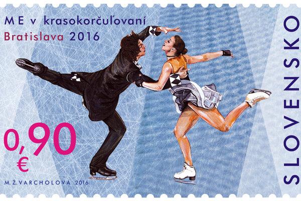 Autorkou výtvarného návrhu známky, obálky a pečiatky je Marianna Žálec Varcholová.