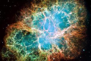 M1 alebo aj Krabia hmlovina bola prvým objektom zaznamenaným v Messierovom katalógu. Astronóm Charles Messier ju bojavil v roku 1758.