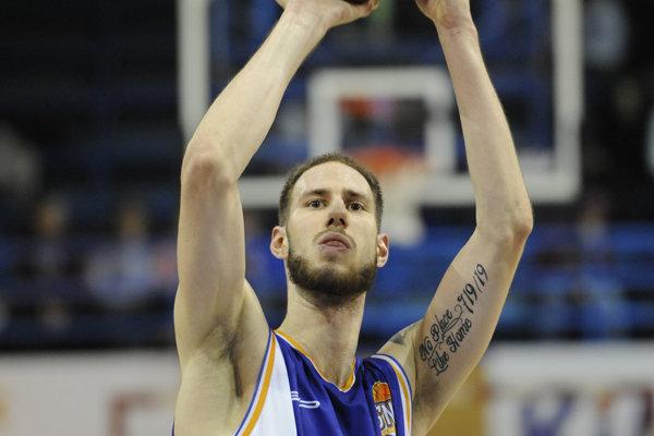 Spišiakom takmer celú sezónu chýbal Viktor Juríček.