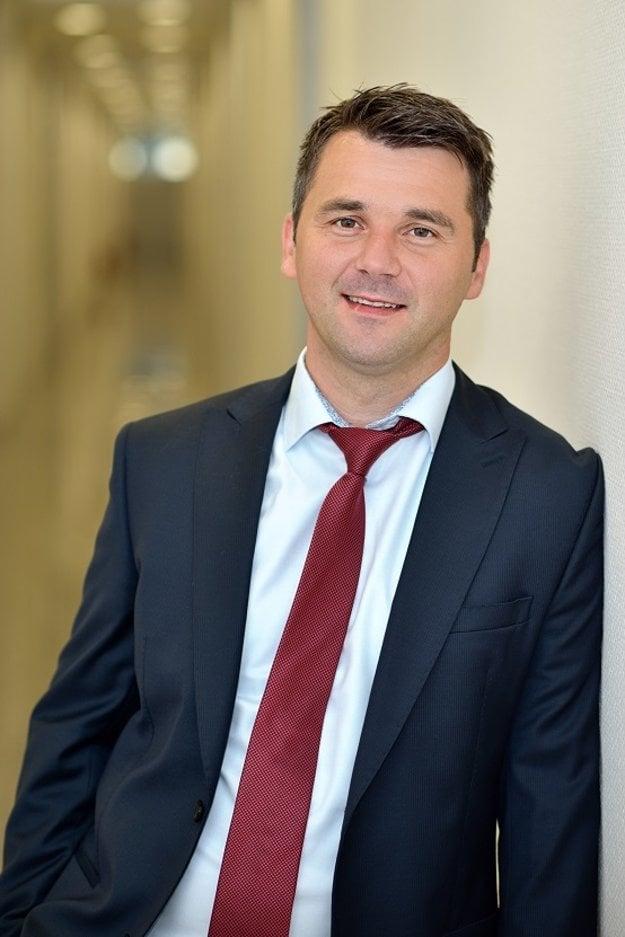 Ing. Dušan Vilhan, obchodný riaditeľ Geis SK