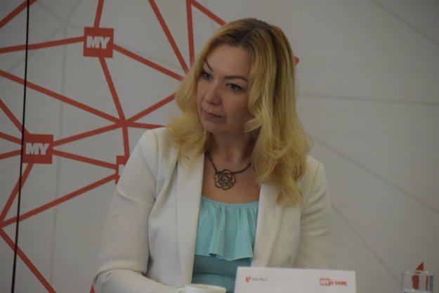 Jitka Boldová, manažérka spoločnosti TES Media, s. r. o.