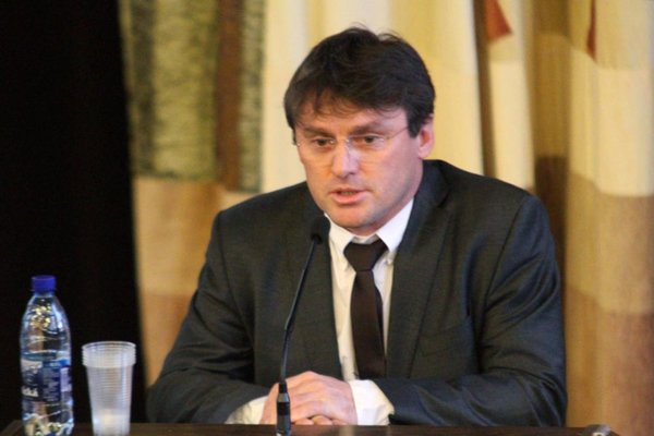 Ľubomír Moravčík bude v piatok opäť kandidovať.
