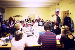 Na rokovaní zastupiteľstva v Košeci sa zaoberali aj petíciou obyvateľov.
