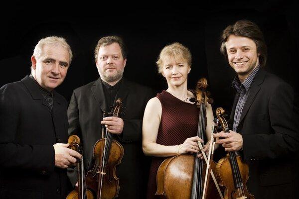 Šostakovičove kvartetá sú základným kameňom repertoáru britského súboru Brodsky Quartet.