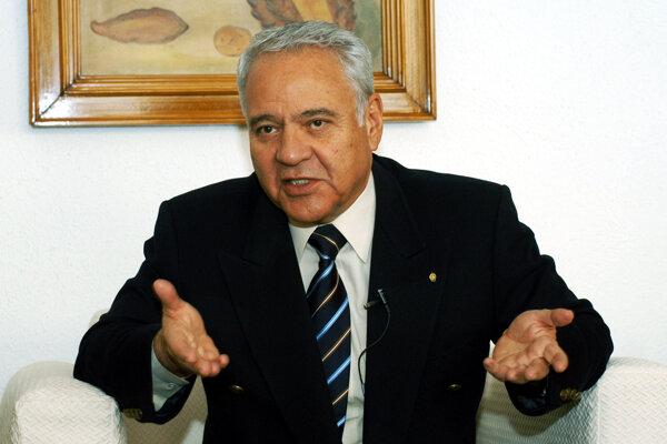 Gonzalo Sanchéz de Lozada.