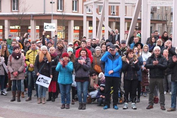 V Žiari vo štvrtok organizovaný protest nebude.