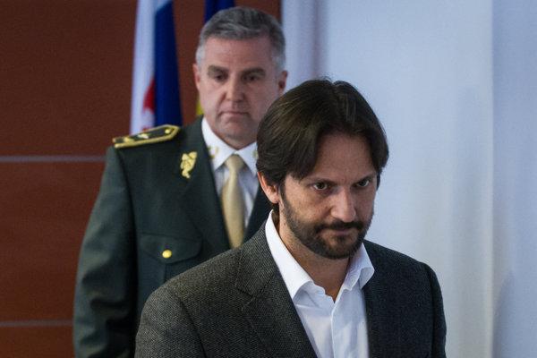 Exminister vnútra Robert Kaliňák označil Tibora Gašpara za najsilnejšieho a najlepšieho policajného prezidenta.
