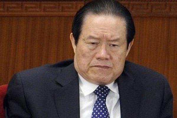 Čou Jung-kchang.