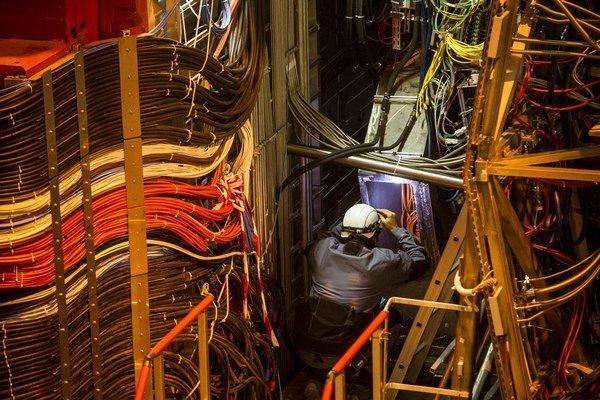 Ústav časticového výskumu v Ženeve – CERN.