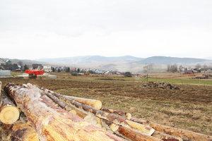 Koncom minulého roka obec vydala desať stavebných povolení na stavbu domov vnovej stavebnej lokalite.