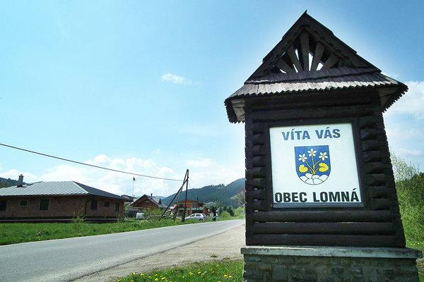 Počet obyvateľov Lomnej rastie.