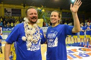 Daniel Jendrichovský a Zuzana Žirková.