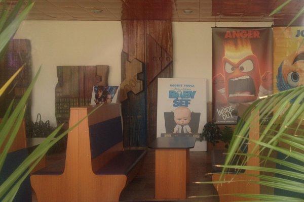 Interiér kina potrebuje obnovu. Nebude to lacné.