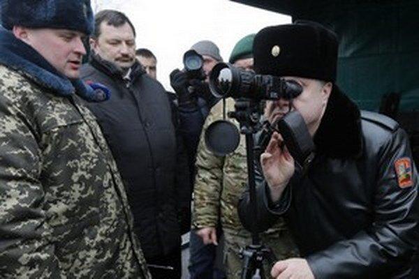 Akú budúcnosť Ukrajiny vidí prezident Petro Porošenko?