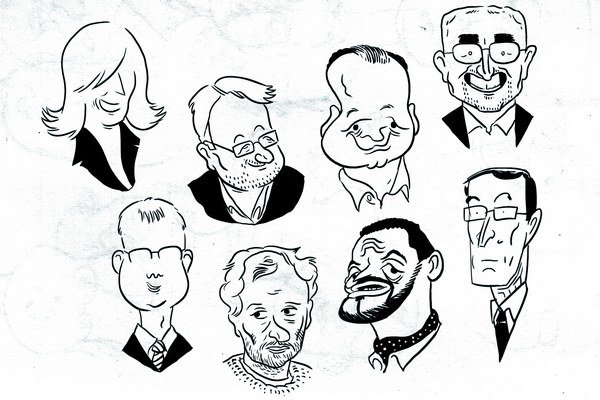 Kresba: Vizár
