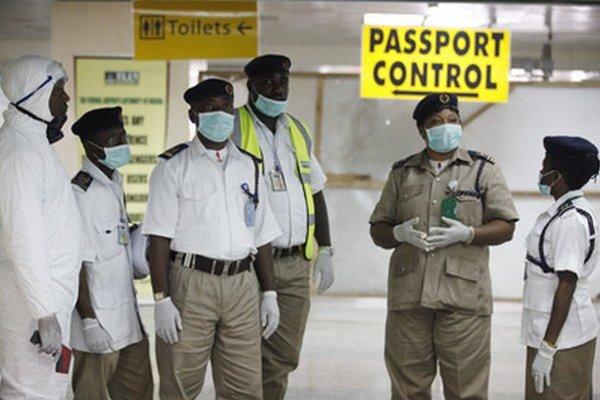 Ebola pas nemá.