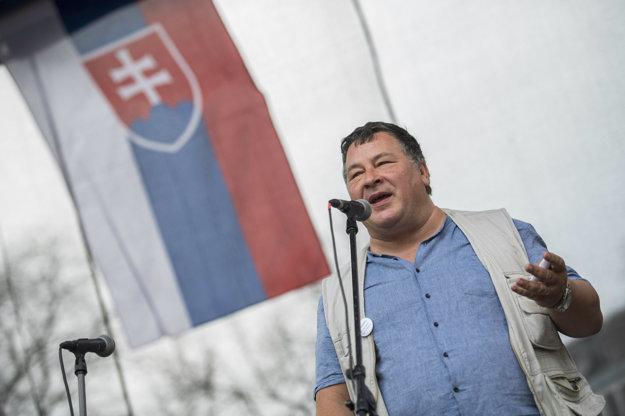 Vladimír Krčméry.