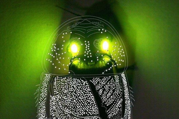 Slovenský svetielkujúci šváb patril medzi desiatku najvýznamnejších biologických objavov roka 2012.