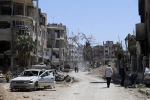 Sýrska Dúmá.