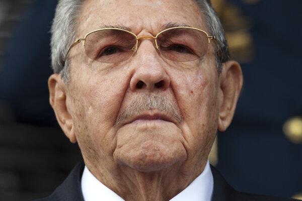 Prezidentský post od roku 2008 zastáva 86-ročný Raúl Castro.