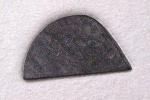 Meteorit Almahata Sitta bol prvý, ktorý vedci najskôr pozorovali ako asteroid a neskôr ho aj fyzicky držali v rukách.
