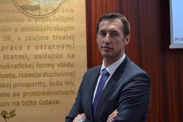 Milan Majerský.