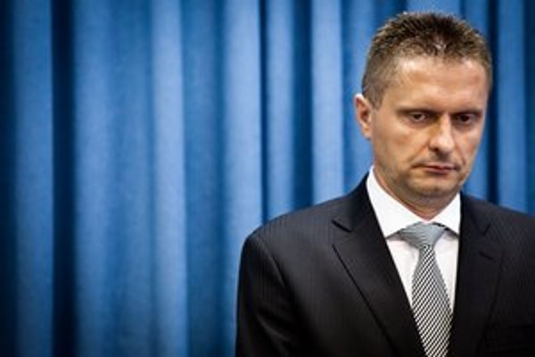 Riaditeľ Vojenského spravodajstva Ľubomír Skuhra.