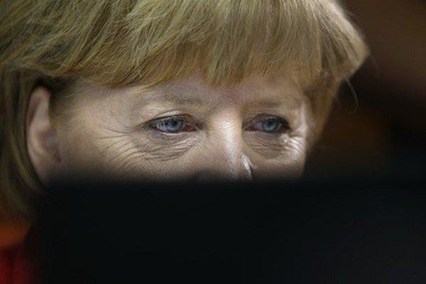 Dobré časy v Nemecku môžu uspať voličov kancelárky Merkelovej.
