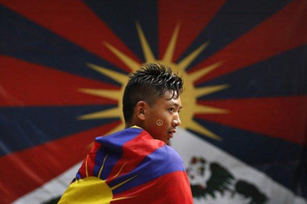 Tibet pre Čínu neexistuje.