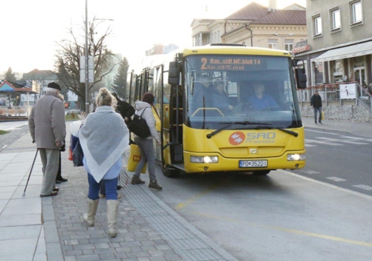 7b7f91101 Prievidza a Bojnice hľadajú dopravcu MHD na nasledujúce roky - SME ...