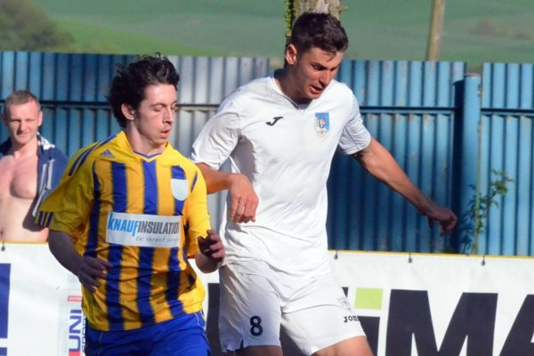 Martin Boďa strelil prvý a zároveň aj jediný gól Fomatu.