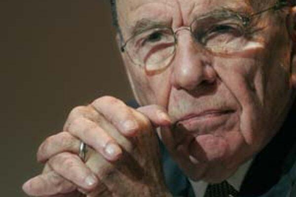 Rupert Murdoch sa chystá získať Wall Street Journal.