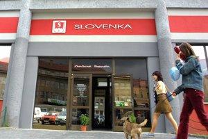 Slovenka v roku 2004.