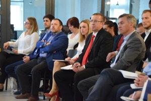 Diskusné fórum Smart Cities v Žiline.