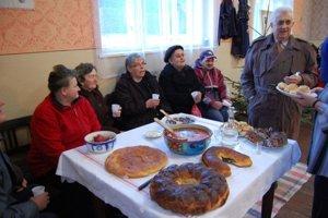 Kuchen, beräc, kvaka a kyslá polievka sú obľúbenými jedlami Gemerčanov.