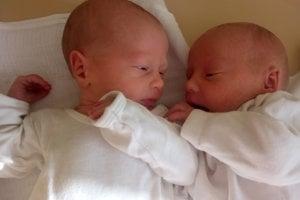 Terézia a Ondrej Pieťkoví sa narodili 10. apríla Helene a Martinovi z Tr. Teplej-Prílesa. Doma už majú 5-ročného Šimonka.