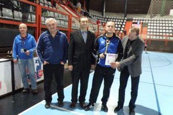 Pred dvoma rokmi sa turnaj hral v Považskej Bystrici.