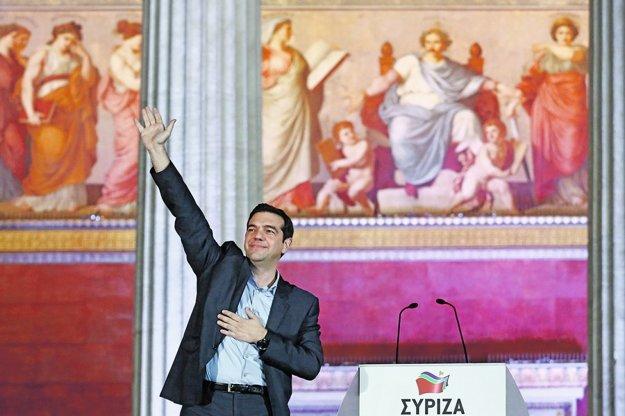 Nová nádej Grécka. FOTO - TASR/AP