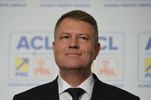 Klaus Iohannis.