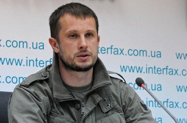 Andrij Bileckyj je vraj rasista, extrémista a tiež fašista.