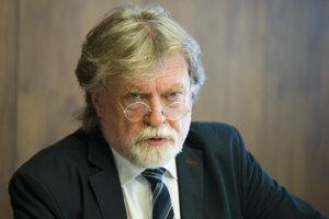 Predseda výboru pre kultúru a médiá Dušan Jarjabek.