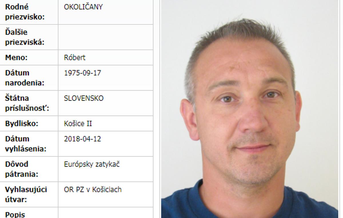 Na Róberta Okloličányho vydali európsky aj medzinárodný zatykač - kosice.korzar.sme.sk
