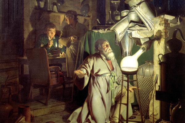 Alchymisti hľadali elixír dlhovekosti už pred stáročiami.