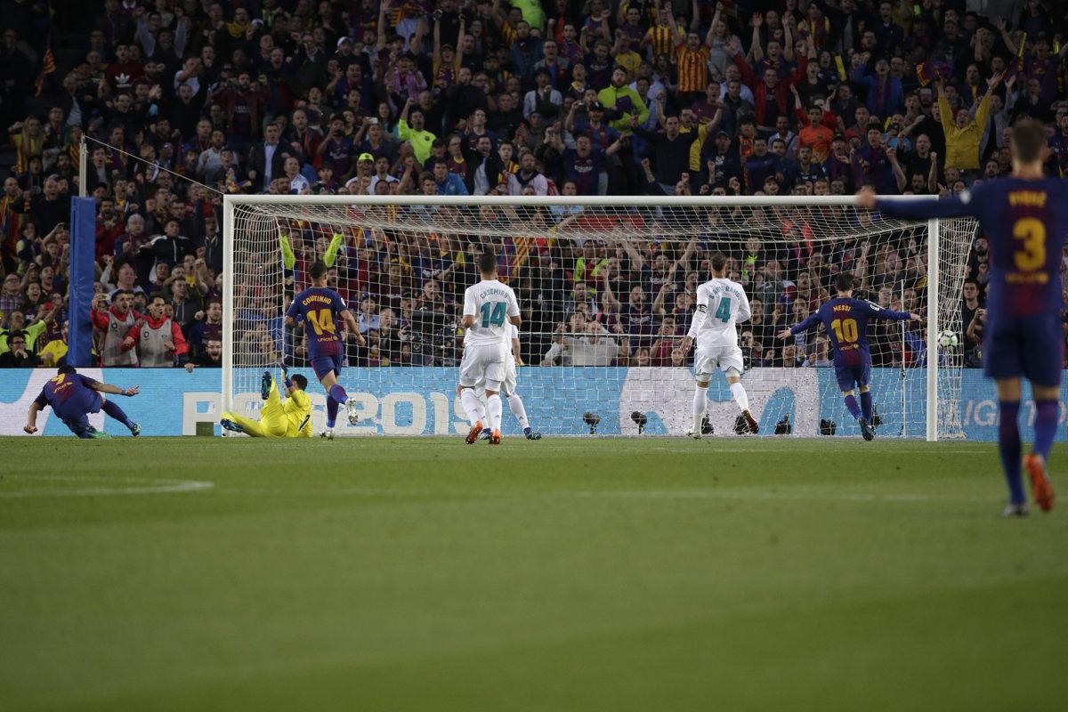 ada25e0b83947 Barcelona : Real Madrid - La Liga - ONLINE PRENOS - Šport SME