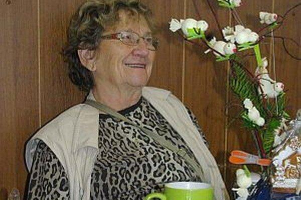 Verona Štaffenová.