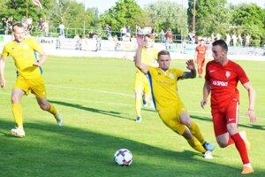 O výhre Serede rozhodol dvoma gólmi Ľubomír Ulrich.