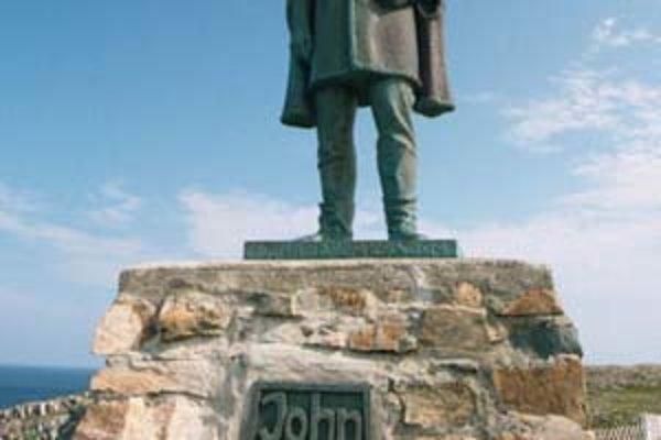 Socha Johna Cabota v Newfoundlande.